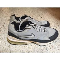 Tenis Nike Basketball, Burbuja D Aire, T:31, Nuevo, Remate