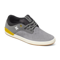 Tenis Hombre Caballero Mikey Taylor Gris Sprng Dc Shoes