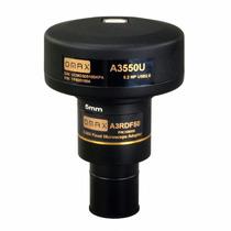 Camara Digital Omax 5.0mp Software P/ Microscopio Calibrador