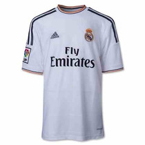 Uniforme Real Madrid 2013-2014 Para Niño