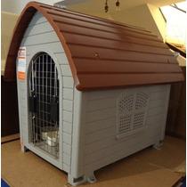 Casa Para Perro Tipo Teja