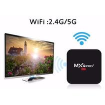 Android Tv Box Caja Mxq Pro Plus® Anycast Google Chromecast