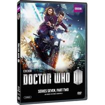 Doctor Who Septima Temporada Segunda Parte Importada Y Nueva