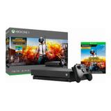 Xbox One X 1tb Pubg