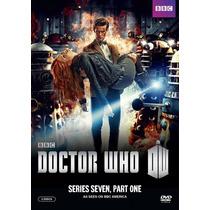Doctor Who Septima Temporada Primera Parte Importada Y Nueva
