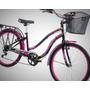 Bicicleta Vintage Rodada 24 Frenosv-brake Retro Garantia