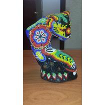 Pantera Arte Huichol