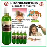 Shampoo Anti-piojos Yeguada
