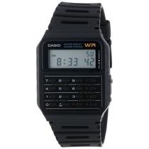 Reloj Calculadora Casio Ca53w - Negro