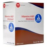 Caja Dynarex 144 Sobres Vitamina Ay D Especial Tatuajes