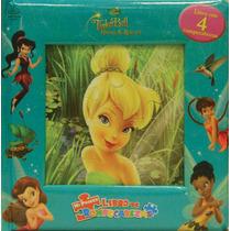 Mi Primer Libro De Rompecabezas: Tinker Bell Hadas Al Rescat