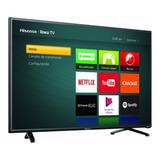 Pantalla Smart Tv Hisense 32 Pulgadas Led Con Roku Netflix