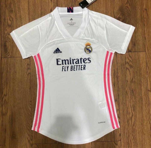 Jersey Real Madrid Woman 20/21 Home/away