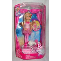 Juguetibox: Barbie Chelsea Bailarina Zapatillas Mágicas