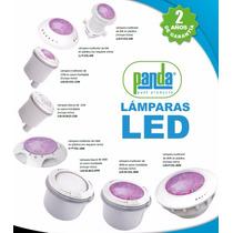 Lamparas Plasticas Led Focos Piscinas Albercas Multicolor