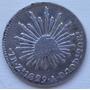 Moneda 1 Real Zacatecas 1829 A O Plata Alta Condicion