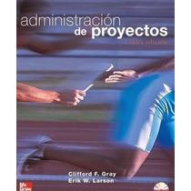 Libro: Administración De Proyectos Pdf