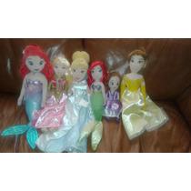 Escoge Tu Princesa De Disney Original De Coleccion !!!!