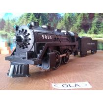 Ola Trenes Escala O Lionel Maquina Vapor 0-4-0 9053 C/tender