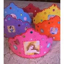10 Coronas De Princesas En Fomi Para Tu Fiesta Infantil
