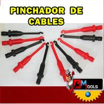 Pincha Cables , Punta De Prueba ,