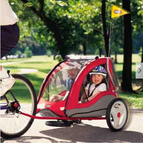 Remolque Para Bicicleta Little Tikes