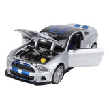 1:24 Need For Speed ¿¿2019 Ford Mustang Gt 5.0 Diecast R