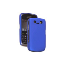 Color Haga Clic En Caso Para Blackberry Curva 8900 - Azul