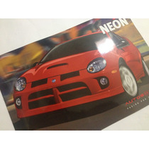 Dodge Neon 2004 Folleto Publicitario