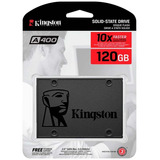 Disco Duro Ssd 120gb Kingston Sa400s37/120g Estado Solido