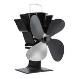Ventilador Térmico Para Chimenea, Funciona Con Calor, Estuf