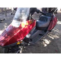 Foco Faro Frontal De Motoneta Scooter Honda Helix