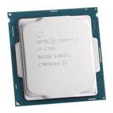 Procesador Intel Core I7-7700 4 Núcleos 64 Gb