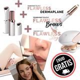 Flawless Cejas + Flawless Rostro + Flawless Piernas (3 Pzas)