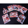 Nfl Chiefs Fan_14tarjetas Set Team-no Repetidas,8&6