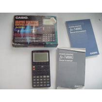 Manual Calculadora Graficadora Casio Fx 7400g