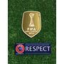Parche Campeon Del Mundo 2016 Y Respect. Envio Gratis