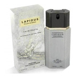 Perfume Lapidus 100ml Men (100% Original)