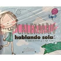 Calendario Hablando Sola - Daniela Rivera - Nueva Imagen