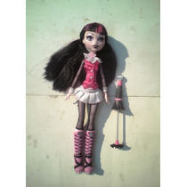 Monster High Draculaura,eskelita,espectra,frankie Loose Hm4