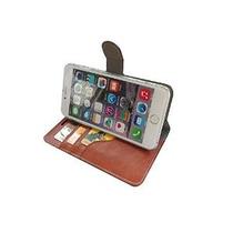 Caso Tarjeta Tirón De La Carpeta Para Su Iphone 6 Plus Hecho