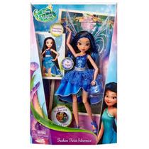 Hada Silvermist Disney Fairies Fashion Twist Silvermist