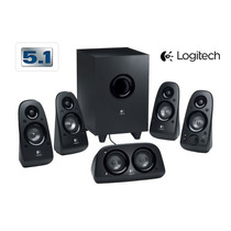 Bocinas 5.1 Logitech Z506 Sorround Sound Pc Mac Xbox Ps3 Mn4