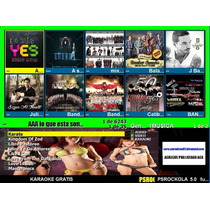 Programa Psrockola 5.0 Full + Karaokes De Regalos