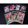 Nfl Chiefs Fan_12tarjetas Set Team-no Repetidas,5&4&3