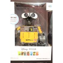 Wall-e Interactivo Disney Pixar