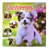 Revista Calendario 2021 Perritos Cachorros Mod 3
