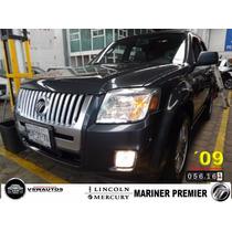2009 Lincoln Mariner Premier 4x2, Un Solo Dueño, Fact.orig.