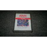 Phoenix Para Atari 2600,excelente Titulo.