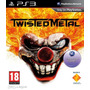 Twisted Metal Para Playstation 3 + Online Pass Oferta Ingame